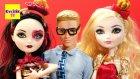 Lizzie Hearts Yeni Yatağında | Ever After High | EvcilikTV Evcilik Oyunları
