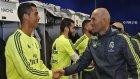 Zidane ilk idmanına çıktı