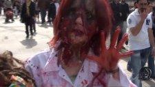 Zombie Walk Sultanahmet İstanbul