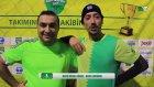 Ali Oğuz Yavaş - Boca Juniors Maç Sonu Röportaj