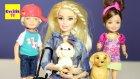 Barbie ve Ailesinin Yeni Üyesi | EvcilikTV Barbie Oyuncakları