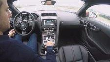 Jaguar F-Type S Test Sürüşü