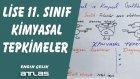Kimyasal Tepkimeler 11.Sınıf Kimya