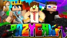 Minecraft Crazy Craft -9- Thor Olup Mobzillayla Savaştık !