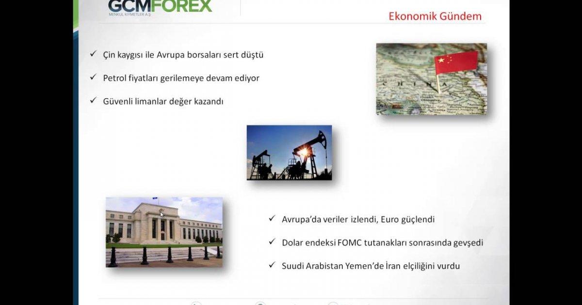 Gcm forex trade