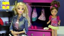 Barbie Winx Monster High Ever After High Bebekleri için Giysi Dolabı Yapımı | EvcilikTV