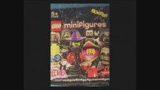 Lego Minifigür - Örümcek Kadın
