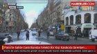 Paris'te Sahte Canlı Bomba: Yelekli Bir Kişi Karakola Girerken Vuruldu