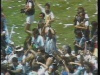 1986 Dünya Kupası Finali (Maç Sonu Görüntüleri)