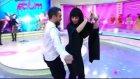 Hakan Akkaya ve Hande Yener'den Roman Dansı