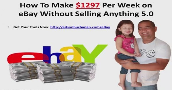 How to make money on ebay without selling anything make for How to make and sell