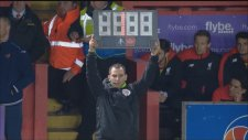Exeter'li Lee Holmes'un Liverpool'a Kornerden Attığı Gol