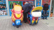Jetonla Çalışan Çocuk Eğlence Makinaları 0 535 989 04 29