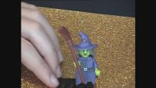 Lego Minifigür - Cadı