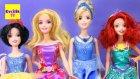 Prensesler Balede | Pamuk Prenses | Cindrella | EvcilikTV Evcilik Oyunları