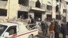 Rus Savaş Uçakları İdlib'e Saldırdı 47 Ölü 100 Yaralı