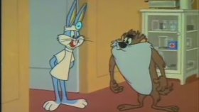 Bugs Bunny - Tazmanya Canavarı (Türkçe)
