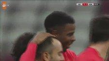 Donk Galatasaray'da İlk Golünü Attı