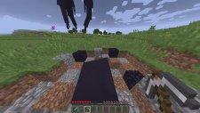 Minecraft 1.9 | 3 BAŞLI WİTHER KRAL İLE SAVAŞIYORUM! (İnanılmaz Harita)
