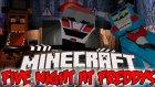 Minecraft : Eğlenceli Mod Tanıtımı : FİVE NİGHTS at FREDDY 4 MODU ! - ÇOK KORKUNÇ!