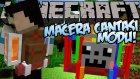 Minecraft : Eğlenceli Mod Tanıtımı : MACERA ÇANTASI MODU (Adventure Backpack Mod)