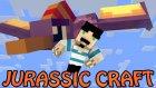 Minecraft : Jurassic Craft - Bölüm 11 - DİNOZOR EVİ !