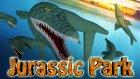 Minecraft : Jurassic Craft - Bölüm 16 - SU DİNOZORLARI !