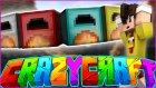"SÜPER HIZLI FIRINLAR !! - Minecraft ""Ultra CrazyCraft"" #4"