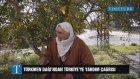 Türkmen Dağı'ndan Türkiye'ye Yardım Çağrısı