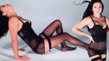 2015 Advent Takvimi İçin Dünyanın En Seksi 18 Top Modelinden Adriana Lima