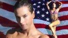 2015 Advent Takvimi İçin Dünyanın En Seksi 18 Top Modelinden Alessandra Ambrosio