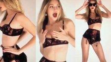 2015 Advent Takvimi İçin Dünyanın En Seksi 18 Top Modelinden Gigi Hadid