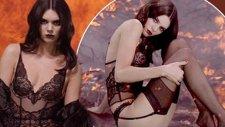 2015 Advent Takvimi İçin Dünyanın En Seksi 18 Top Modelinden Kendall Jenner