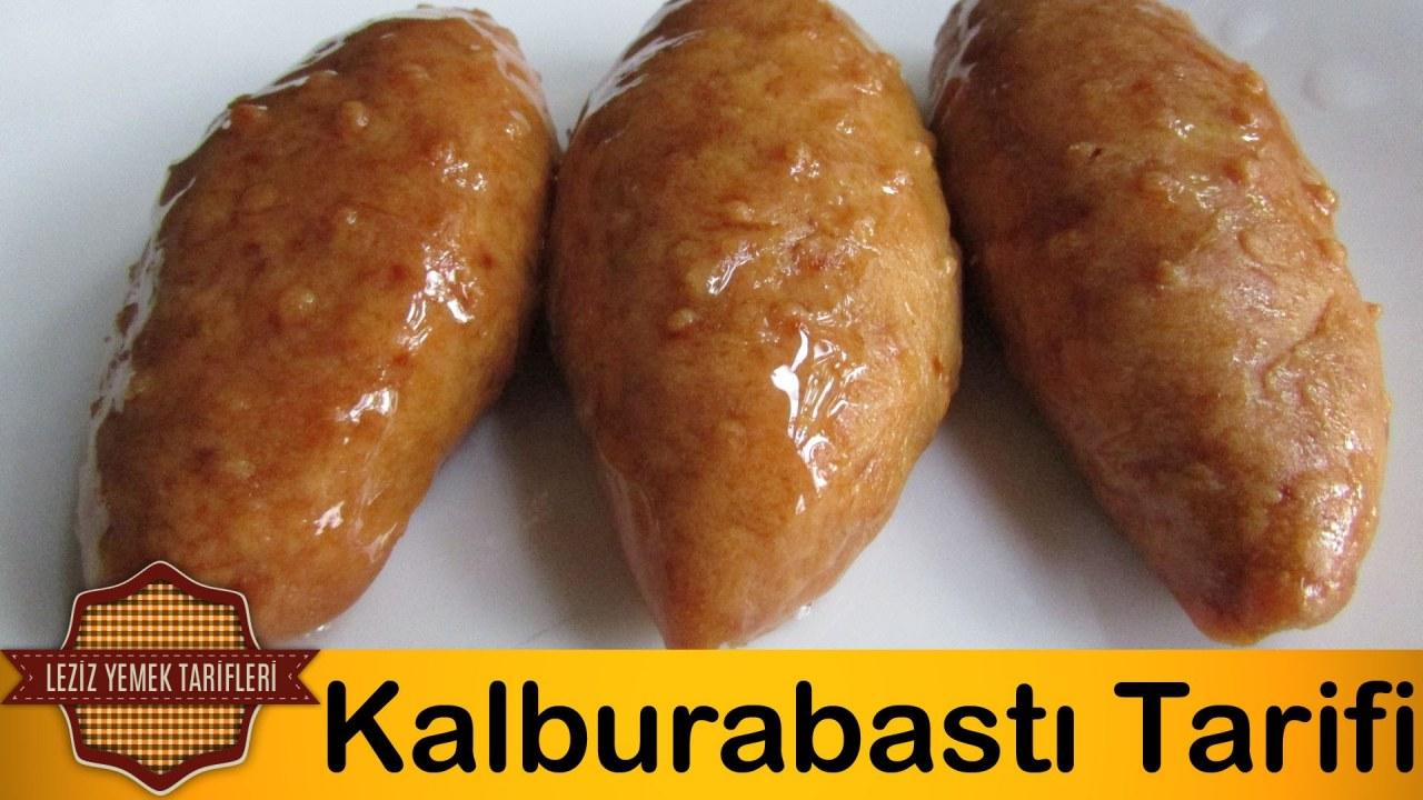 KALBURA BASTI TATLISI TARİFİ