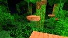 Minecarft : Jungle Run Parkour Map