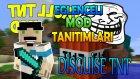 Minecraft : Eğlenceli Mod Tanıtımı : Disguise TNT - Patlayan Madenler