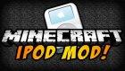 Minecraft : Eğlenceli Mod Tanıtımı : I Pod Modu - Şarj,Uygulama Satın Alma ve Fazlası