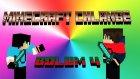 Minecraft : Minecraft Challenge - Bölüm 4 - Hiç Hile Kullanmayız Ki