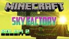 Minecraft : Sky Factory - Mob Spawner ve Cobblestone - Bölüm 2