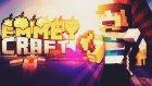 Minecraft Survival : EmmeyCraft [ Türkçe ] # 16 - Yarı Otomatik Odun Farmı !