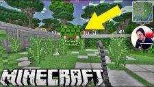 Minecraft Türkçe Modlu Survival - Bölüm #2 - Ormanda Dev Yılan