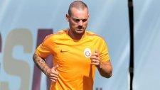 Sneijder'den Türkçe tepki: 'Hay Semih ya'
