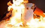 6000 Amper Şiddetinde Elektrik Akımı iPhone'a Verilirse Ne Olur