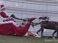 Boston Dynamics'in Robot Geyikleri