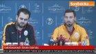Galatasaraylı Sinan Gümüş: Devamı Gelmeli Ve Gelecek