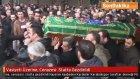 Vasiyeti Üzerine, Celal Gebeş'in Cenazesi·Statta Gezdirildi