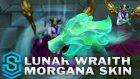 League of Legends  - Lunar Wraith Morgana Skin Spotlight