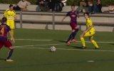 Barcelona'lı Bayan Futbolcudan Rakibe Lisans Yırttıran Çalım