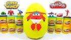 Harika Kanatlar Dev Sürpriz Yumurta | Oyun Hamurundan Harika Kanatlar Jett Dev Yumurta