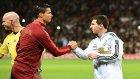 Ronaldo ve Messi'nin sıkı dostluğu!